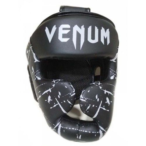 Шлем боксёрский DZL-0