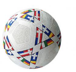Мяч футбольный RS25 резина № 5