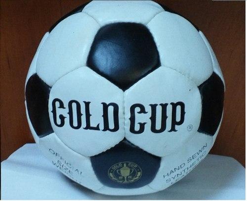 Мяч футбольный Gold Cup AGBW32