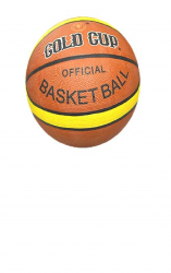 Мяч баскетбольный GOLD CUP G707-12