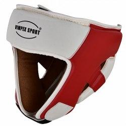 Шлем для бокса Vimpex Sport 5040 красный
