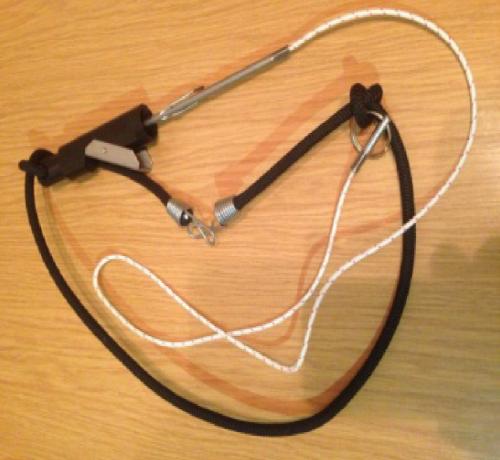 Кукан с поясом (веревка) VVKK-0002