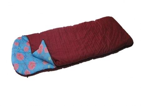 Спальный мешок СП–2У с подголовником 2-слойный увеличенный