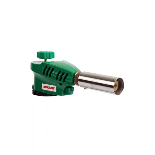 Газовая горелка-насадка REXANT GT-20 с пьезоподжигом
