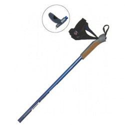 Палки лыжные ручка со вставками из пробки STC, SPORT 30% carbone,