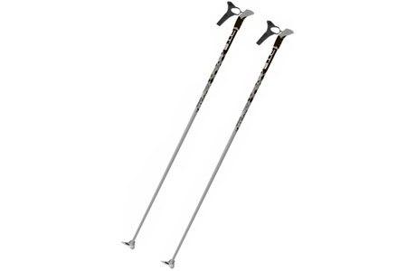 Палки лыжные 135 см. STС X-TOUR аллюм.