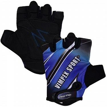 Перчатки атлетические - велосипедные Vimpex Sport CLL 200