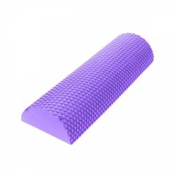 Ролик Валик для йоги полукруг 30x7.5см