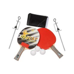 Набор ракеток для настольного тенниса 1* Dobest BR33