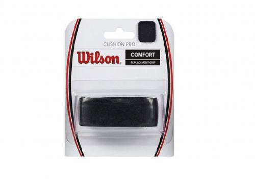 Обмотка для ракеток базовая Wilson Cushion Pro WRZ4209BK