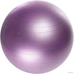 Мяч гимнастический 75см 1200гр. фиолетовый