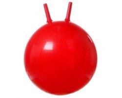 Мяч гимнастический 45см 500гр красный