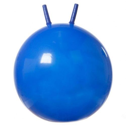 Мяч гимнастический 55см 650гр синий
