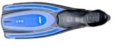 Комплект для плавания RAY ласты маска трубка р-р 40-41, 42-43