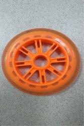 Колесо для самоката 12см (D-12) оранжевое