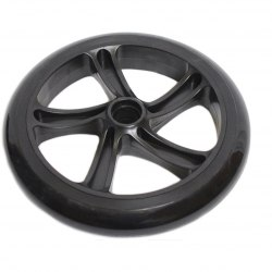Колесо для самоката 15см (D-15) черное