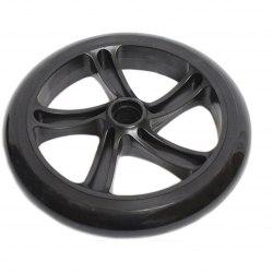 Колесо для самоката 18см (D-18) черное