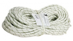 Веревка страховочная 8 мм полиамидная