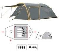 Туристическая палатка Tramp Grot B