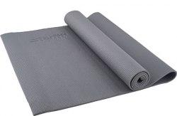 Коврик Starfit гимнастический для йоги FM-101-05-GR (серый)