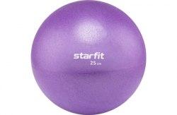 Мяч для пилатеса 25 см StarFit GB-902-25-PU фиолетовый