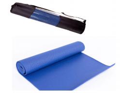 Коврик для йоги 173*59* 0.6 см F1018