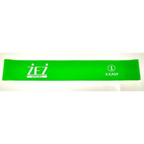 Эспандер - резинка для фитнеса Zez Sport 650 зеленая