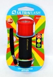Фонарь Ultraflash LED15001-A светофор