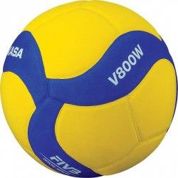 Мяч волейбольный Mikasa V800W