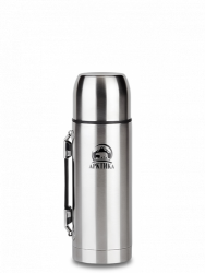 Термос бытовой вакуумный, питьевой, (с ручкой) Арктика 1000 мл, арт. 107-1000