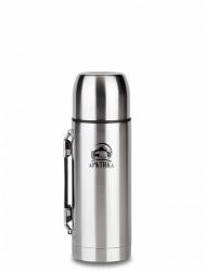 Термос бытовой вакуумный, питьевой, (с ручкой) Арктика 1200 мл, арт. 107-1200