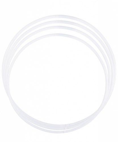 Обруч для художественной гимнастики Amely 65см диаметр