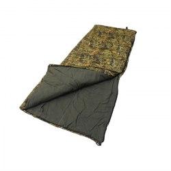 Спальный мешок одеяло Уют Ф осень камуфляж L XL