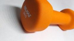 Гантели RELMAX 2 кг оранжевые
