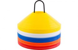 Конусы Фишки для разметки цветные FORA JAC9005-1 (1 шт) ЛИТВА