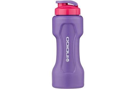 Бутылка для воды, 720 мл, INDIGO ONEGA IN009-PU-PI фиолетово-розовый РОССИЯ