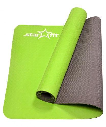 Коврик Atemi 173x61x0.4cm Grey-Green AYM0321