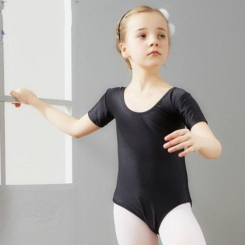 Купальник гимнастический бифлекс Свиола 11-1011 01 короткий рукав