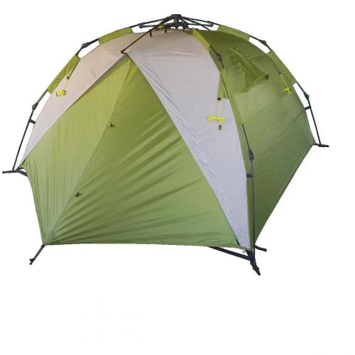 Палатка быстросборная BTrace Flex 3 (Зеленый)
