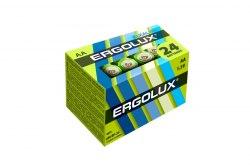 Элемент питания Ergolux LR6 Alkaline (LR6)