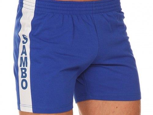Шорты самбо Vimpex Sport Синие 3140