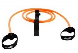 Эспандер Starfit лыжника-пловца ES-901 8х12х2200 мм, 3 кг, оранжевый