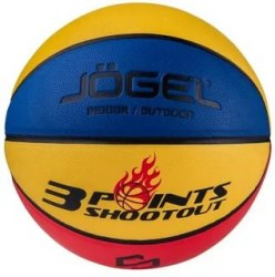 Мяч баскетбольный Jögel Streets 3POINTS №7