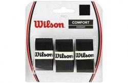 Обмотка для ракеток Wilson Pro Overgrip черный