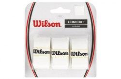 Обмотка для ракеток Wilson Pro Overgrip белая