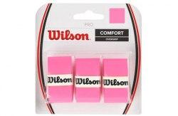 Обмотка для ракеток Wilson Pro Overgrip розовый
