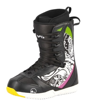 Ботинки для сноуборда Trans Basic Girl black