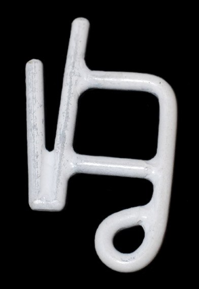 Страховочно-спусковое устройство 21,06 (сталь)