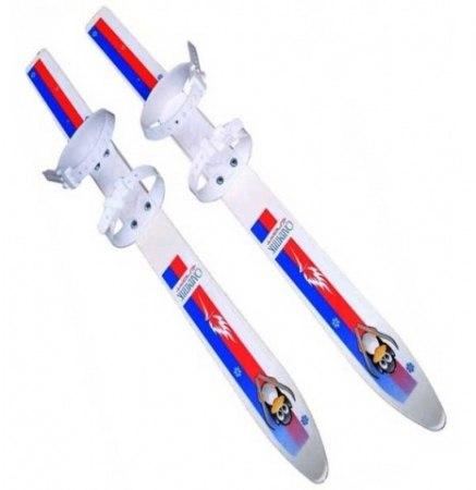 """Детские лыжи """"Олимпик-спорт"""" (без лыжных палок)"""