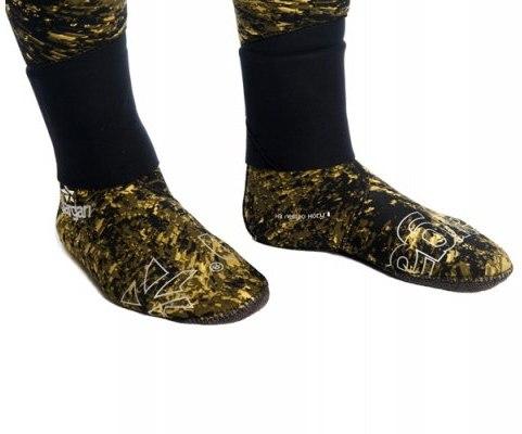 """Носки SARGAN """"Сталкер"""" 5 мм с кевларовой подошвой"""